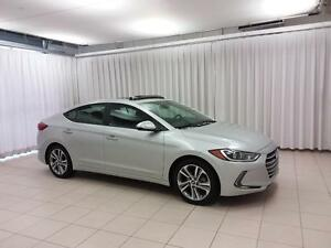 2017 Hyundai Elantra FEAST YOUR EYES ON THIS BEAUTY!! SEDAN w/ S