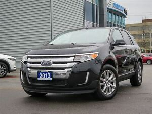 2013 Ford Edge LIMITED LEATHER-NAV-PANORAMIC ROOF
