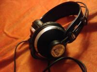 AKG K171 Studio headphones