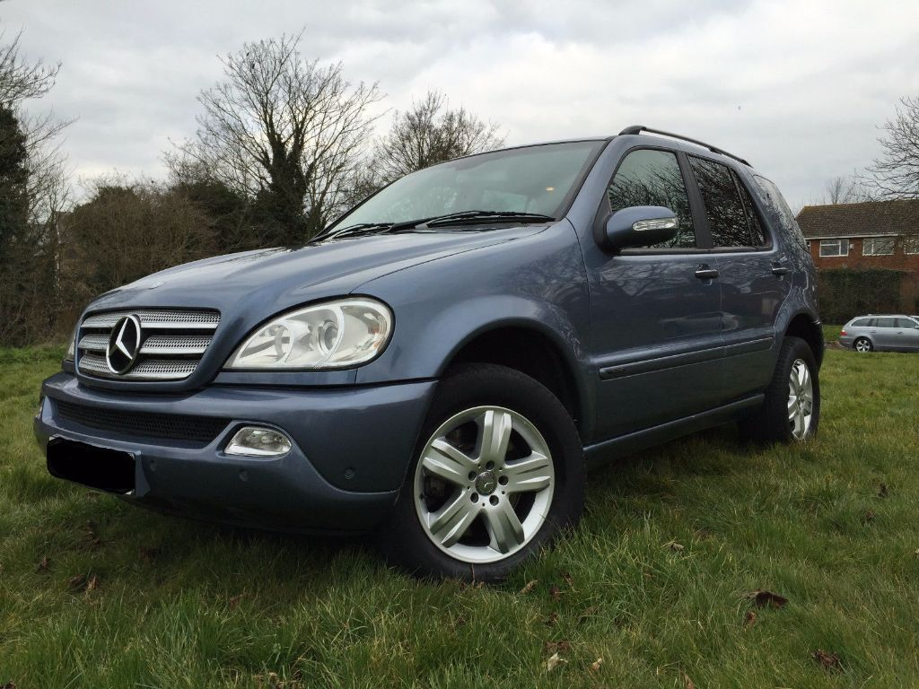 mercedes ml 270 cdi special edition 2005 bargain must sell quick urgent in slough berkshire
