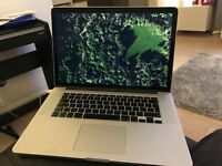 MacBook Pro (Retina, Mid 2012) | 2.3 GHz Intel Core i7 | 512GB Flash Storage | 16GB Ram