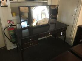 Stag Minstrel 5 drawer dressing table * free furniture delivery*