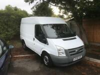 Ford transit, medium roof short wheelbase 2.2L T260