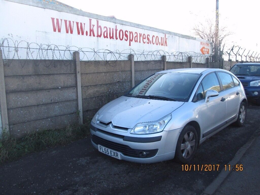 Citroen C4 SX HDI 110 1.6 2005 breaking for spares Wheel Nut.