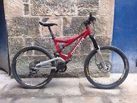 Downhill Mountain bike Commencal supreme 6.3 2006 MTB Freeride