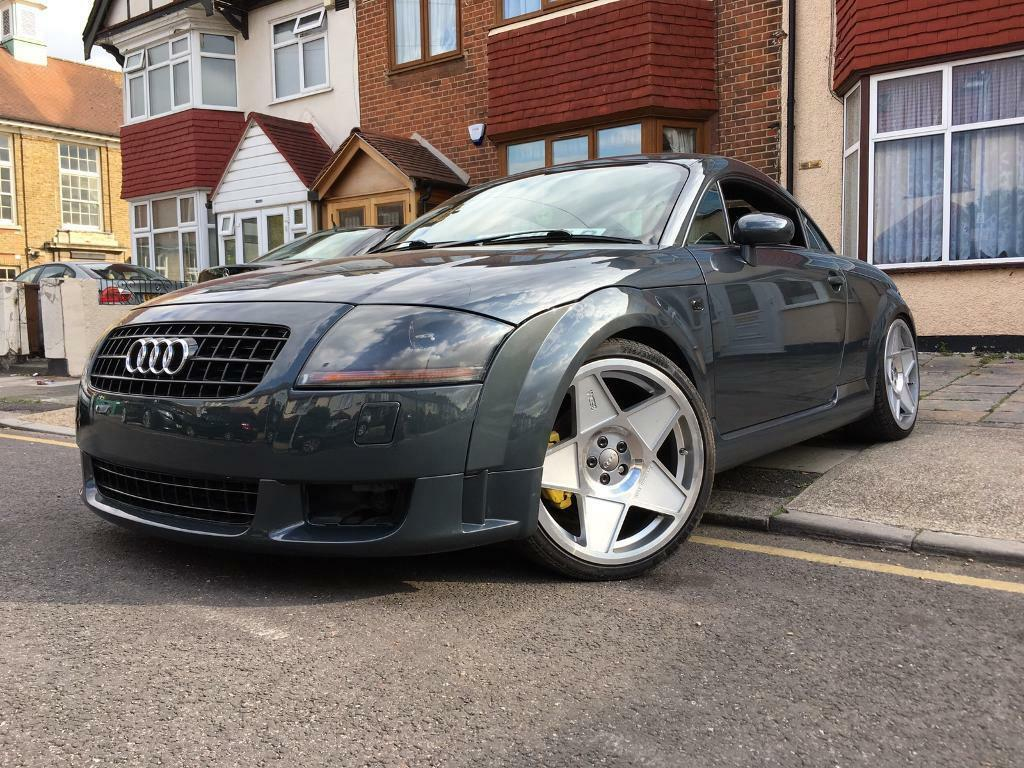 Audi Tt 225 Quattro Remap Modified Stance Rare