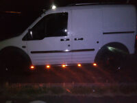 FORD TRANSIT CONNECT with many EXTRAS