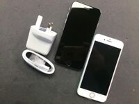 APPLE IPHONE 6 16GB SIMFREE GRADE A COMES WITH CHARGER AND THREE MONTHS WARRANTY