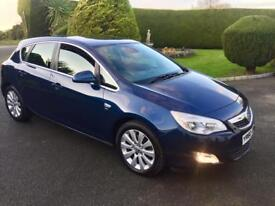 VAUXHALL ASTRA 1.7 CDTI DIESEL, HALF LEATHER, PARKING SENSORS **DRIVE THIS AWAY FROM £27 PER WEEK**