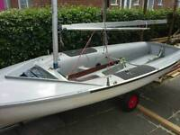 Sailing Dinghy 420