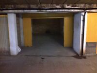 Secure lock up garage for parking or storage in kennington