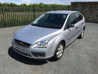 2006 56 FORD FOCUS 1.8 TDCi SPORT 5 DOOR - *ONLY 2 FORMER KEEPERS* - CHEAP EXAMPLE!