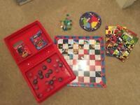 Spider-Man Games Set