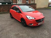 VAUXHALL CORSA LIMITED EDITION 2015 1.2 PETROL. 12 MONTH MOT ONE OWNER