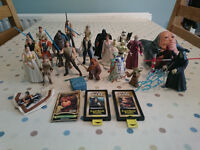 Star Wars Figures and Accessories x24