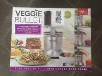 Veggie Bullet - Brand New & Unused. Still in box. Will post.