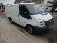 FORD TRANSIT SWB 2010 10 PLATE 112K MILES CLEAN RELIABLE VAN FINANCE AVAILABLE £4495 PLUS VAT