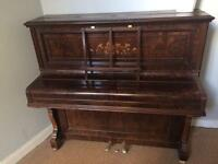 Spencer London Piano and stool