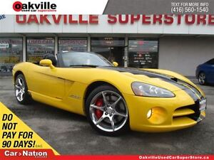 2010 Dodge Viper SRT10 | 6 SPEED MANUAL | 600 HORSE POWER | COLL
