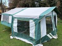 Pennines Aztec trailer tent