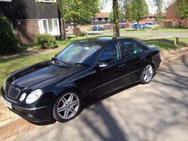 Mercedes-Benz E280 3.0TD CDI 7G-Tronic 2006/55 Avantgarde