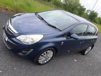 2012 Corsa 1.3 CDTI,MOT 19.10.21,Tax 30£ per year