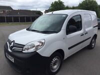 Renault kangoo van 2015 1.5 dci eco 1 owner 2 seater drives excellent dab radio aux no vat