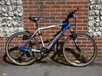 "Marin - Hawk Hill - Mountain Bike - Front Suspension - Hard Tail - Men's 26""wheel, 17""frame"