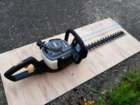 Titan petrol hedge trimmer
