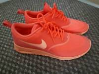 Nike Thea ladies size 5 trainers