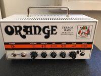 ORANGE TERROR BASS 1000 AMP HEAD