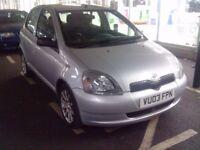 Toyota Yaris 1.3Gls Vvti 2003