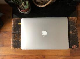 macbook pro retina 15 inch Mid 2014 i7 2.5GHz 16GB 500GB FlashDrive