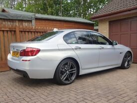 Bmw 535D (313) M Sport Individual VDC + Adaptive Drive 5 Series Automatic TOP SPEC PART EX WELCOME