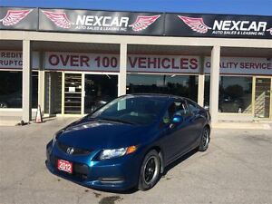 2012 Honda Civic LX COUPE* 5 SPEED A/C CRUISE 145K