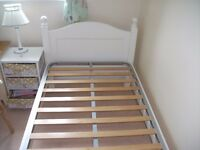 Mindol single bed base with head & footboards.