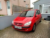 Hyundai getz very tidy car inside and out