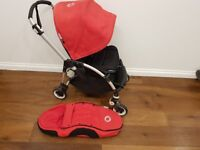Bugaboo Bee Plus 2012 with newborn cocoon. Excellent condition. Walthamstow