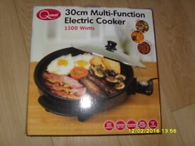 Multi-Function Electric Cooker