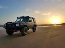 land rover discovery 300tdi 4x4 off roader