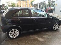 Vauxhall corsa Sxi 1.2 (Black) quick sale!!