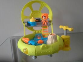 Octonauts Deep Sea Octo Lab