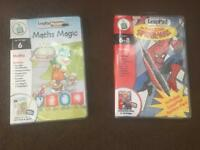 LeapPad games