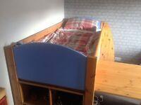 Stompa Mid Sleeper Bed