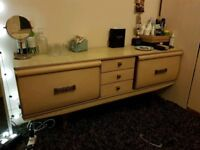 Antique sideboard - Stonehill Furniture 1960