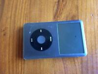 iPod classic 6/7th generation in charcoal