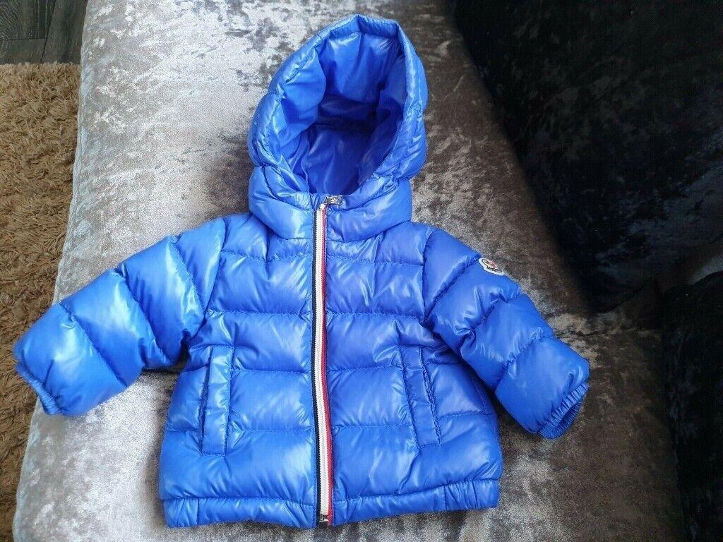 4bda27899 moncler kids jacket   in Willenhall, West Midlands   Gumtree