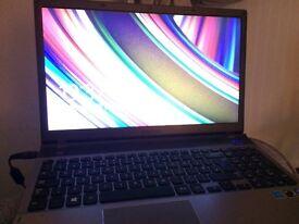 Samsung laptop - NP550P5C A08UK