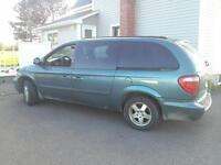 2006 Dodge grand caravan. Stow and go seats