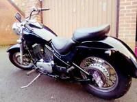 Kawasaki VN800 Custom Harley